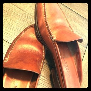Cole Haan leather loafers. Size 7.